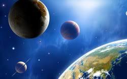 Все самое интересное о космосе и Вселенной Вселенная и планета Земля