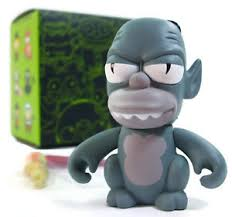 Kidrobot The Simpsons Treehouse Of Horror  Cat Marge  25 Inch Simpsons Treehouse Of Horror Kidrobot