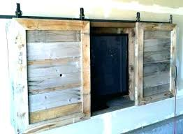 S Outdoor Tv Cabinet Weatherproof Cabinets Exterior Barn Doors Might Be A  Good Idea New Home Patio