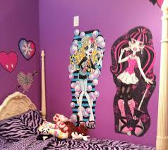 Monster High Bedroom Decorations How To Make Monster High Room Decor Darling And Daisy Intended For