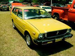 1977 Toyota Corolla - Information and photos - MOMENTcar