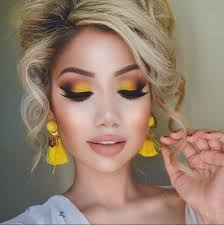 our favorite makeupbyalinna did it again gorgeous pop of color is just