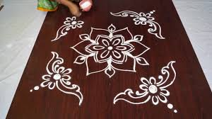 Said Design Muggulu Meelo Evaru Koteswarudu Easy Rangoli Designs Easy