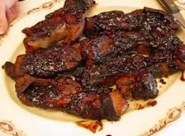 Eclectic Recipes Country Style Ribs With Jack Danielu0027s Barbecue Country Style Pork Rib Marinade Recipe