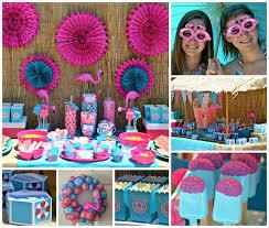kara s party ideas flamingo pool party