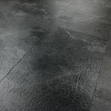 grey slate effect vinyl flooring l stick floor tile self adhesive dark marble grey slate look