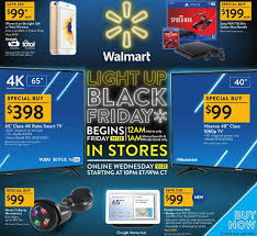 Walmart Black Friday Ad Reveals Deals On Smart TVs, PC Gaming Gear