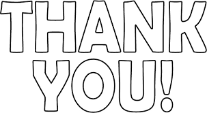 Thank You Coloring Sheet Thank You Coloring Pages For Kids