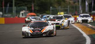 McLaren 650S GT3 in Action on Two Continents - Just British