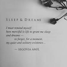 Quotes About Sleeping Dreams Best Of Sleep Dreams The Beauty Of Words Pinterest Sleep Dream Poem
