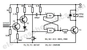 humidity sensor circuit humidity sensor circuit