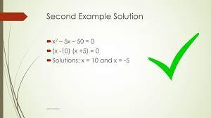 gre quant algebra factoring quadratic equations examples s