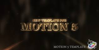 Motion Template Gatekeeper Cinematic Trailer Template By Miseld Videohive