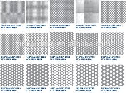 1mm Hole Micro Perforated Metal Sheet Perforated Sheet Metal For