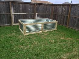 corrugated metal raised garden beds. Raised Garden Bed Corrugated Metal Beds D