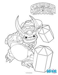 Small Picture Skylanders Trap Team Coloring Pages Snapshot