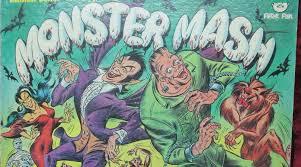 Image result for monster mash images