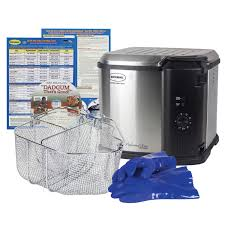 Butterball Electric Fryer Cooking Chart Masterbuilt 23011514 Butterball R Indoor Electric Turkey Fryer