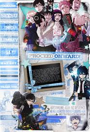 mal profile layouts mal layout proceed onwards feat ao no exorcist by shino p on