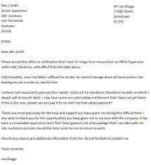 resignation letter example   due to family illness   resignletter orgdue to illness resignation letter
