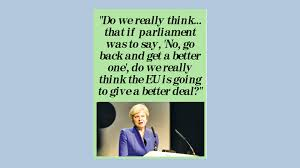 Risultati immagini per crash out brexit