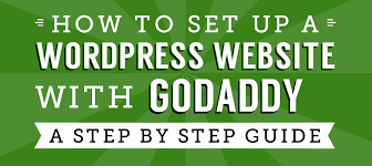 How To Make A Wordpress Website With Godaddy Tutorial Video 2019