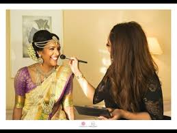 frankfurt with vithya bridal job tamil hair and make up artist