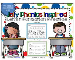 Phonics related letter formation practice sheets. Phonics Related Letter Formation Practice Sheets From Icreate2educate