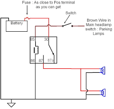bosch relay wiring diagram 5 pole wiring diagram and hernes 5 pin 12 volt relay wiring diagrams home