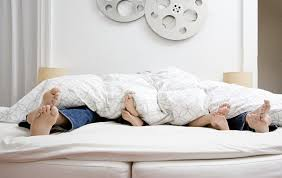 why separate beds are good for your