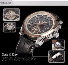 forsining tourbillon designer month day date display men watch find more casual watches information about 50pcs lot forsining tourbillon designer month day date display men watch luxury brand automatic men big face