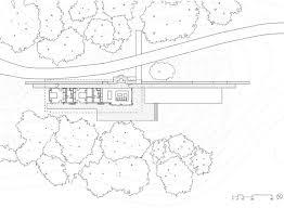 149 best house plans images on pinterest architecture Pavilion House Floor Plans halls ridge knoll guest house by bohlin cywinski jackson pavilion style house floor plans