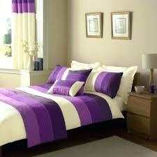 pin tuck cream purple double duvet cover 3 pcs set duvet cover purple king size light