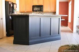 Kitchen Island Back Panel Home Design Styles