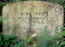 "Adriane Aaron ""Adrian"" Napier (1843-1919) - Find A Grave Memorial"