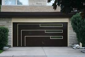 Modern Garage Door Designs Photo 1 Cost cavinitourscom