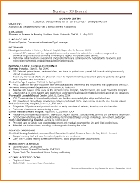 Rn Resume Objective Examples Registered Nurse Resume Objective Free Nursing Resume Sample 32