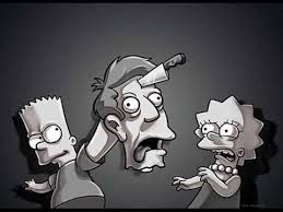 The Simpsons  Treehouse Of Horror XXIV Promotional Artwork 2013 The Simpsons Treehouse Of Horror 20