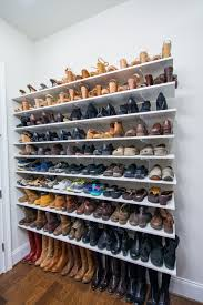 Keep Your Shoes On Point With Adjustable Shelving Like Organized