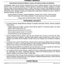 Cover Letter Pharmacist Resume Examples Pharmacist Resume Sample Uae