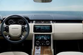2018 land rover facelift. plain rover 2018 range rover interior on land rover facelift