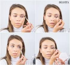 3 easy carnival makeup tutorials mime cat and tribal princess makeup 6 10