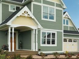 exterior home siding colors. certainteed vinyl siding with scallops exterior home colors
