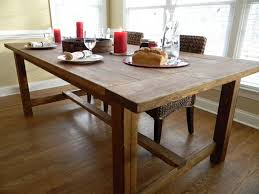 Make Your Own Kitchen Table Dining And Kitchen Tables For Farmhouse Table Home And Interior