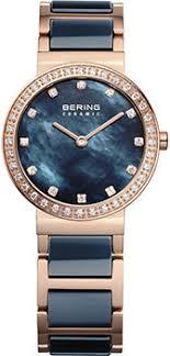 <b>Bering Часы</b> 10729-767. Коллекция Ceramic | www.gt-a.ru