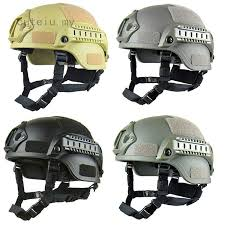 MICH2000 Outdoor <b>Military Tactical</b> Riding <b>Hunting</b> Helmet Protect ...