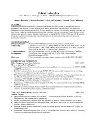 Junior Network Engineer Resume Sample Unique Cover Letter Of