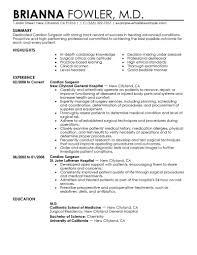 Cardiology Technician Sample Job Description Templates Surgeon