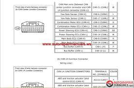 Toyota Corolla Rumion Scion xB (2008) Service Manuals   Auto ...