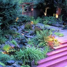 Eugene, Or landscape architect creates foliage and hardscape setting to  complement a Frank Lloyd Wright Usonian house. - Sunset